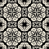 Decorative baroque pattern Royalty Free Stock Photography