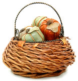Decorative Basket Stock Images