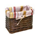 Decorative basket Stock Photos