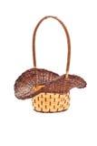 Decorative basket Stock Images