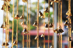 Decorative bells. Stock Images