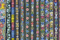 Decorative belts Stock Images