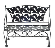 Free Decorative Bench Isolated Stock Photo - 18122260