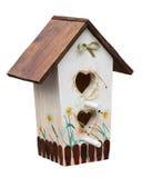 Decorative birdhouse Royalty Free Stock Photo