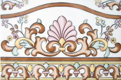 Decorative border Royalty Free Stock Photography