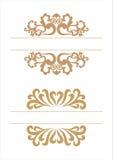 decorative border Royalty Free Stock Photo