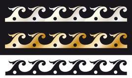 Decorative border Stock Image