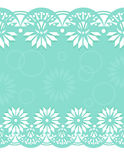 Decorative Border azure_center Royalty Free Stock Photo