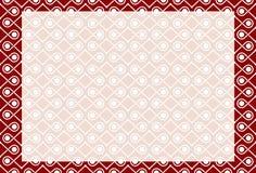 Decorative border frame Stock Photo