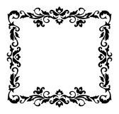 Decorative border ornament Stock Images