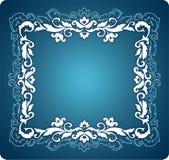 Decorative border ornament Royalty Free Stock Image