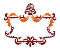 Decorative border ornament Stock Images