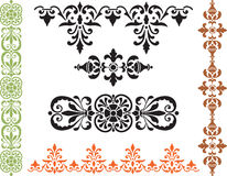 Decorative Borders Royalty Free Stock Image