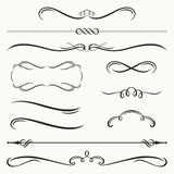 Decorative Borders and Frames stock illustration