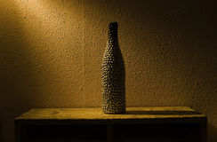 Decorative bottle Royalty Free Stock Photo