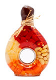 Decorative Bottle Stock Photography
