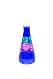 Decorative bottle isolated Stock Photos