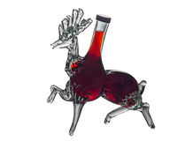Decorative bottle stag by Foxovsky Stock Photos