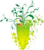 Decorative bouquet Stock Image