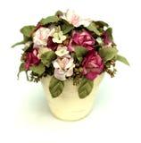 Decorative bouquet. Decorative flowers Stock Photos
