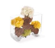 Decorative bouquet composition stock photo