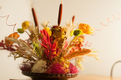 Decorative bouquet Royalty Free Stock Images