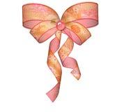 Decorative bow Royalty Free Stock Photos
