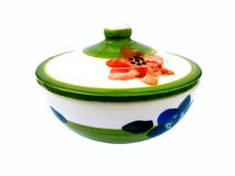Decorative bowl Royalty Free Stock Photography