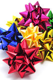 Decorative bows Stock Image