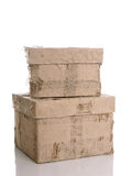Decorative boxes Royalty Free Stock Photo