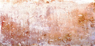 Decorative brick. Red bill with increased royalty free stock photography