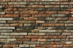 Decorative brick, texture Stock Photo