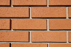 Decorative brick wall Stock Photos