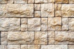 Decorative Brickwall Texture Royalty Free Stock Photo