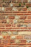 Decorative brickwork Stock Photo