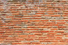 Decorative brickwork Royalty Free Stock Photo