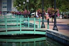 Decorative Bridges stock photo