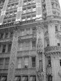 Decorative building. Nyc stock image
