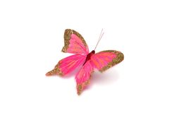Decorative butterfly Stock Images