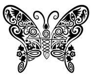 Decorative_butterfly Imágenes de archivo libres de regalías