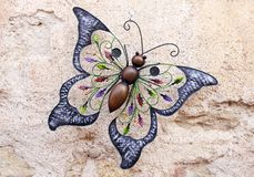 Decorative  butterfly Stock Photos