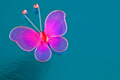 Decorative butterfly Royalty Free Stock Photography