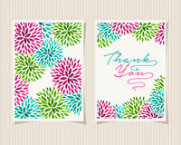 Decorative card Royalty Free Stock Photo