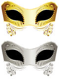 Decorative Carnival Mask Stock Photo