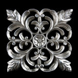 Decorative carving element Stock Photography