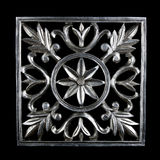 Decorative carving element Stock Photos