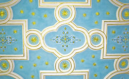 Decorative ceiling Stock Images
