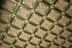Decorative ceiling Stock Image