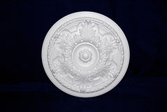 Decorative Ceiling Rose - 01 Stock Images