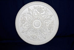Decorative Ceiling Rose - 04 Royalty Free Stock Image